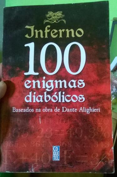 Livro Inferno 100 Enigmas Diabólicos