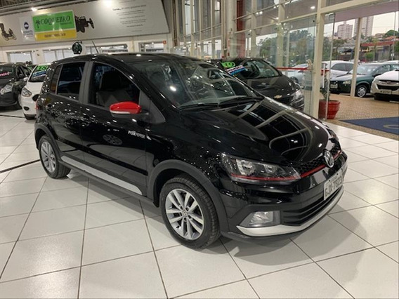 Volkswagen Fox Vw/ Fox 1.6 Pepper - Preto - 2017 - Único Don