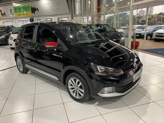 Volkswagen Fox Vw/ Fox 1.6 Pepper - Preto - 2017 - Único Don