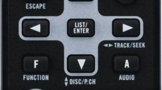 Control Remoto Para Stereo Pioneer