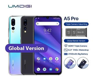 Smartphone Umidigi A5 Pro 32bg Ram 4gb Rom Envio Imediato