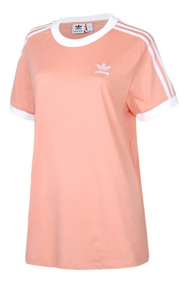Remera Lifestyle adidas 3 Stripes Tee Mujer Dv2583 In