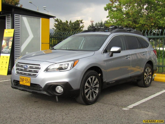 Subaru Outback Limited At 3600 Cc Aa Ct 4x4