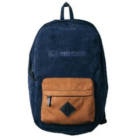 fd46f32ee Mochila Unisex Hocks Camurça Azul Resistente Notebook Azul