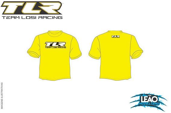 Leao7001 - Camiseta Tlr Amarela - G