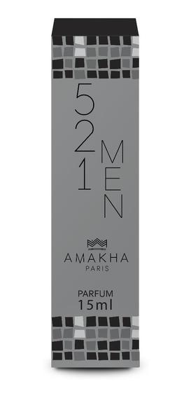 Perfume Masculino Amakha Paris 521 Vip Men 212 Vip-surpreend