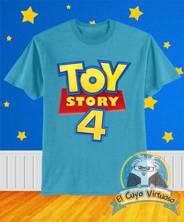 Playera Toy Story 4