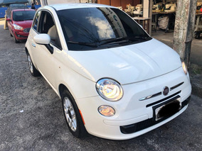 Fiat 500 1.4 16v Lounge Air Aut. 3p 2012
