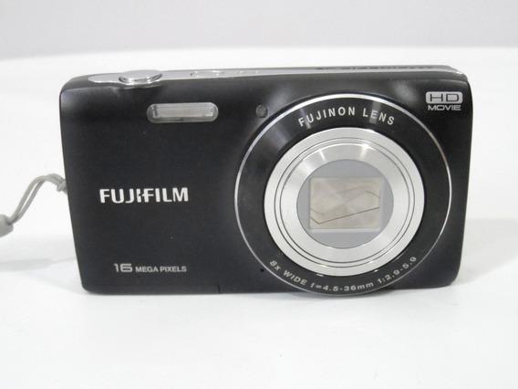 Camera Digital Fujifilm Jz250 16mp Barata Promoção + Brindes