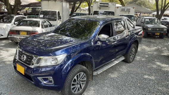 Nissan Np300 Frontier 4x4 2017