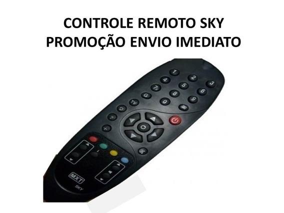 Controle Remoto Receptor Sky Click Promoção Envio Imedia