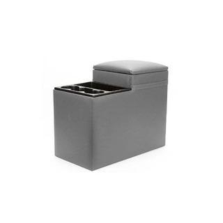 Consola Classic Saddlebag - Universal - Gris - Consola De Ta