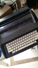 Maquina De Escrever Eletrônica, Brother Ax 325