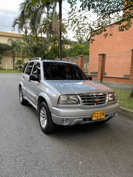 Chevrolet Grand Vitara 4x4 2.5