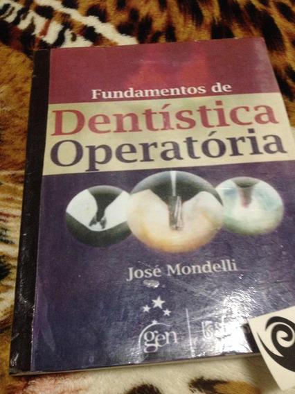 Dentistica Operatória Mondelli