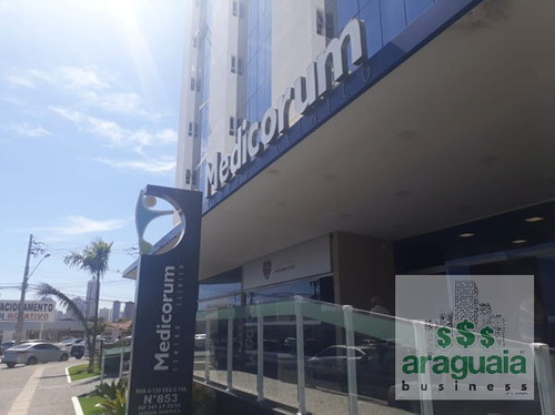 Imagem 1 de 7 de Comercial Sala Com 1 Quarto No Medicorum - Araguaia-492-l