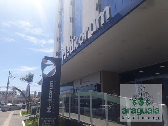 Comercial Sala Com 1 Quarto No Medicorum - Araguaia-492-l
