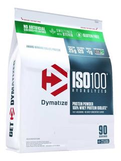 Iso 100 Hydrolyzed Whey Protein 2,7kg ( 6lbs ) - Dymatize