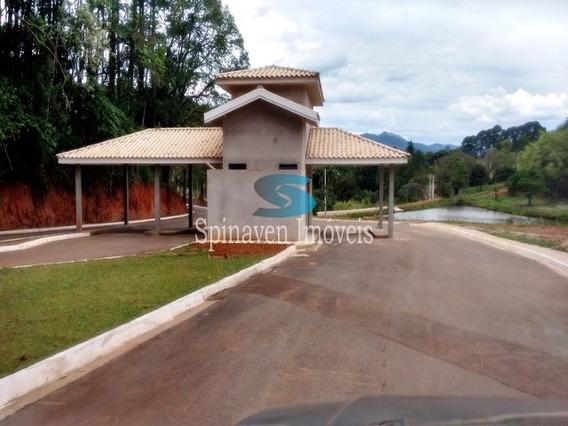 Terreno Em Condomínio Fechado Quintas Do Boa Vista - Exc Padrão. - Tc00036 - 2342989