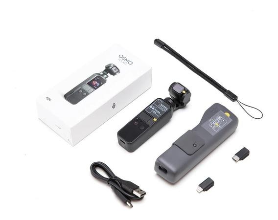 Dji Osmo Pocket Câmera Digital 4k Com Estabilizador