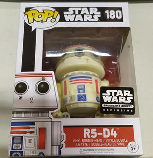 Funko Star Wars R5 D4 180 Original Pop