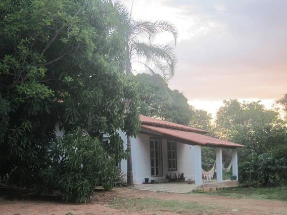 Aluguel Anual Casa Em Chácara Pirenopolis