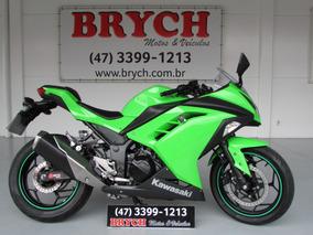 Kawasaki Ninja 300 16.985km 2015 R$16.900,00