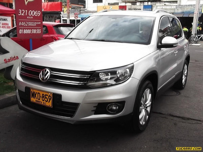 Volkswagen Tiguan Sport & Style 2.0 Tsi