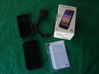 Celular Huawei 550 Con Memoria Sd Y Funda Silicona