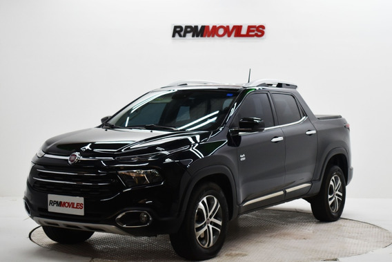 Fiat Toro Volcano 4x4 At Pack Premium 2.0td 2017 Rpm Moviles