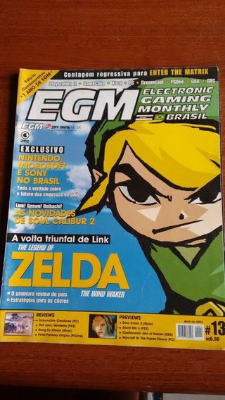 Revista Egm Brasil - Edição Número 13