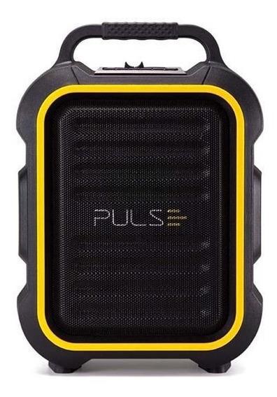 Caixa De Som Pulse Multiuso 80w Rms Sp295