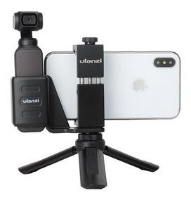 Suporte Dji Osmo Pocket + Suporte Smartphone + Mini Tripé