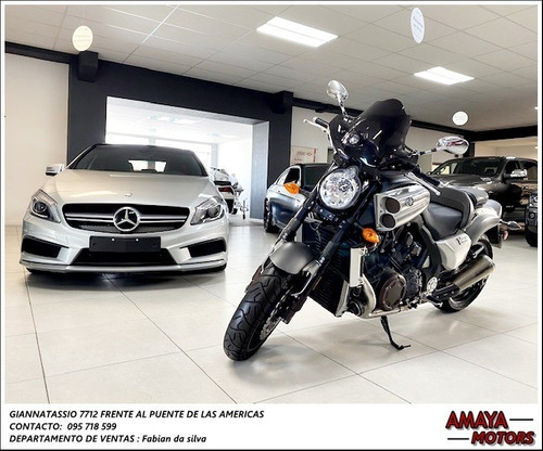 Amaya Yamaha Vmax 1700cc Con Extras 250 Hp Unica! 2.700 Km