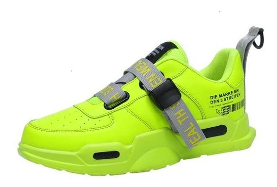 Tênis Masculino Hype Sneaker 2019