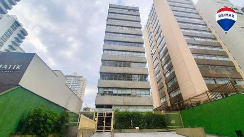 Sala Para Alugar, 96 M² - Paraíso - São Paulo/sp - Sa0013