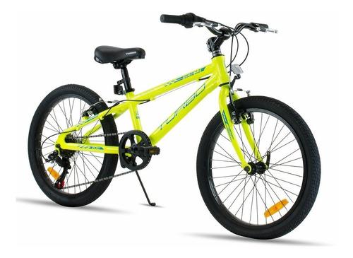 Imagen 1 de 5 de Bicicleta R20 Turbo De Aluminio Equipo Y Diseño Deportivo