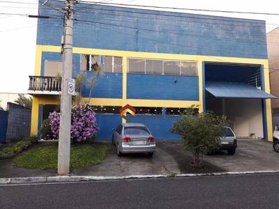 Galpão Em Condomínio Empresarial - Ga0003