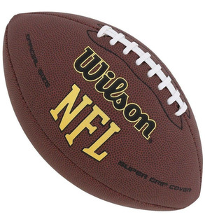 Bola Oficial Super Grip Futebol Americano Nfl - Wilson
