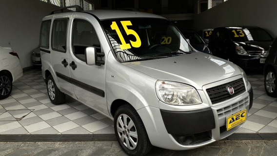 Fiat Doblo 1.8 16v Essence Flex 5p 2015