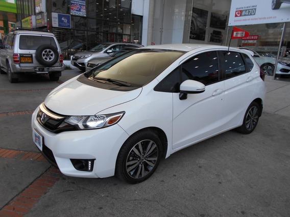 Honda Fit Ex Aut 2015 Urr 371