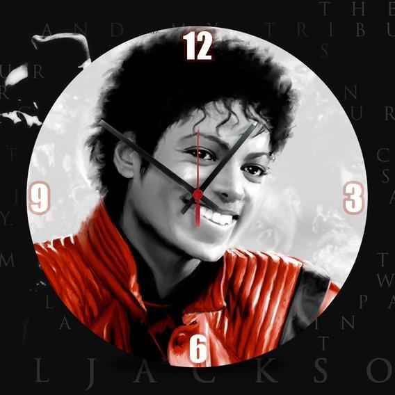 Relógio De Vini Paredes Michael Jackson Album Thriller