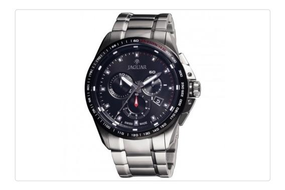 Relógio Suíço Jaguar J01cass01 Importado Luxuoso Elegante