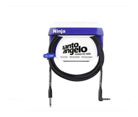 Cabo Santo Angelo Ninja 6,10m Guitarra Baixo Violão
