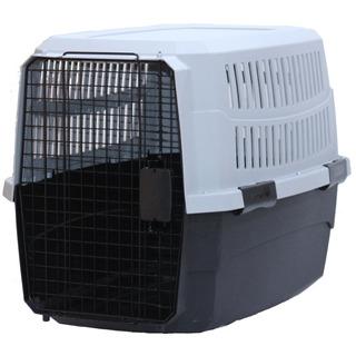 Jaula Transporte Xl Para Perros Y Gatos Altura 59cm + Regalo