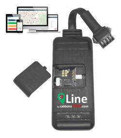 Mini Rastreador Bloqueador Veicular 4g Gsm Gps Line 2019