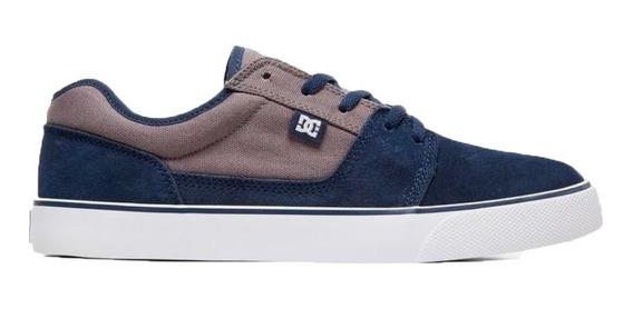Zapatillas Dc Lifestyle Hombre Tonik (n03) Azul Ras