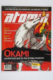Revista Atomix #78 Okami