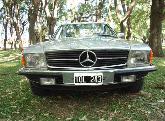 Mercedes-benz 280 Sl 1984