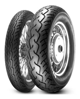 Par Pneu 100/90-19 + 170/80-15 Pirelli Mt66 Drag Star 650